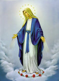 Immaculée conception Poster