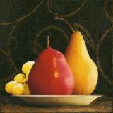 Frutta del Pranzo III Posters par Amy Melious