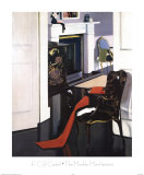 The Marble Mantlepiece Prints by E.f.c. Cadell