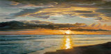 Shoreline Splendor Prints by Dan Werner