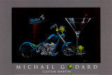 Custom Martini Prints by Michael Godard