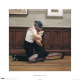 Tango Finale Kunst von Andrew Fitzpatrick