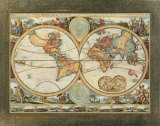 Old World View I Prints by Susan Osborne