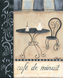 Cafe de Minuit Prints by Kim Klassen