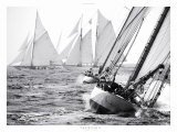 Yachting, Les Voiles de Saint-Tropez Prints by Guillaume Plisson