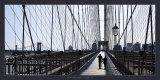 Entre Brooklyn et Manhattan Affiches par Laurent Pinsard