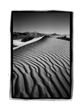 Death Valley Sand Dune, Number 2 Photographic Print by Steve Gadomski