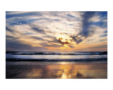 California Sunset Photographic Print by Auralee Dallas