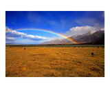 Rainbow Photographic Print by Luke Kneale