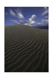 Sand Dune And Clouds Photographic Print by Steve Gadomski