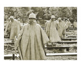 On Patrol, the Korean War Memorial - Washington DC Photographic Print by Jaymes Williams