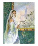 The Betrothal Giclee Print by Ellen Dreibelbis