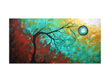 Wayward Ends Giclee Print by Megan Aroon Duncanson