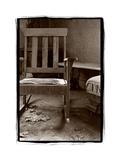 Old Chair, Bodie California Impressão fotográfica por Steve Gadomski
