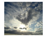 Clouds Two Photographic Print by A Villaronga
