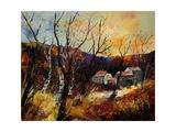Autumn Colors 561007 Posters por  Ledent
