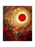 Cosmic Force Giclee Print by Megan Aroon Duncanson