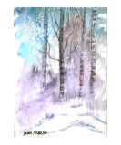 Winter Giclee Print by Derek Mccrea