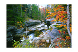 Rocky Creek During Fall White Mountains Photographic Print by George Oze