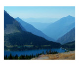 Hidden Lake, Montana Photographic Print by kathy weller