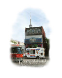 Queen West Photographic Print by Andrew Fare