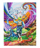 The Hiker Giclee Print by Bryan C