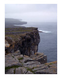 Irish Cliff Face Photographic Print by Alexis Swendener