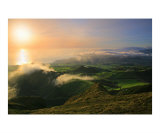 Azores Islands Landscape Photographic Print by Gaspar Avila