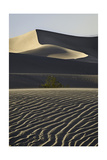 Sand Sculpture, Death Valley Photographic Print by Steve Gadomski