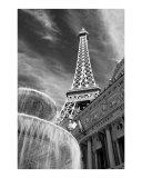 Number 1, La Tour Eiffel de Vegas Photographic Print by Benjamin Padgett