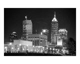 Indianapolis 3 Reprodukcja zdjęcia autor Anna Maria Miller