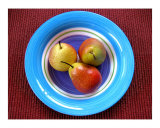 Three Pears In A Bowl Photographic Print by Lucyna A M Green