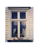 Old Stavanger Window 1 Giclee Print by Jeanne Apelseth