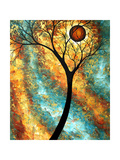 Fall Inspiration Giclee Print by Megan Aroon Duncanson
