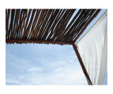 Cloth, Wood, and Sky Photographic Print by Gregory Myers