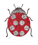 Ladybug Giclee Print by Leanne Karlstrom