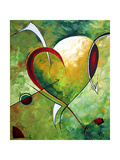 Heartfelt Giclee Print by Megan Aroon Duncanson