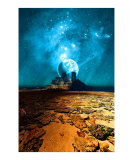 Horizons - Towers Photographic Print by Emailandthings