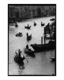 Venice Gondolas Photographic Print by Marla Sidrow