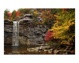 Awosting Falls Photographic Print by Kristina Cilia