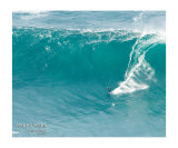 Paul OKane surfing in Ireland Photographic Print by Himani