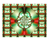 Seasons Greetings 2 Photographic Print by Vicky Brago-Mitchell