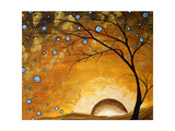 Burnished Sun Giclee Print by Megan Aroon Duncanson