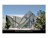 Royal Ontario Museum Photographic Print by Andrew Fare