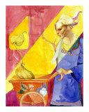 Origins 2 Giclee Print by Ellen Dreibelbis