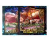 Ship Cemetery 2 Giclee Print by Rigel Sauri