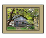 Blacksmith Cabin 2 Photographic Print by James Darnall