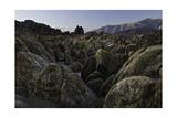 First Light Over Alabama Hills, California Impressão fotográfica por Steve Gadomski