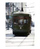 Street Car 926 - New Orleans Photographic Print by Cynthia Williams