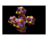Intersecting Primary Color Cubes Photographic Print by Mathew Luebke